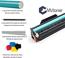 Amazon.com: mvtoner CP2025 tóner compatible con HP 304 A ...
