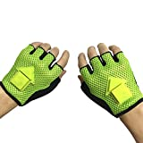 Turn Automatic Induction Warning Light Gloves Night Riding Non-Slip Wear Resistant Comfortable Breathable