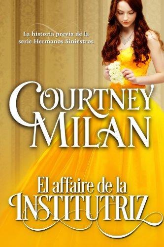 El affaire de la institutriz de Courtney Milan