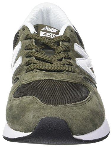 Verde New Mrl420 Running green Scarpe Balance Uomo w0qpC
