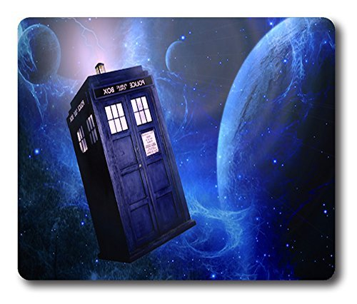 Custom Printed Mouse Pad (Custom Printed Non-Slip Dr Who Mouse Pad g0002)