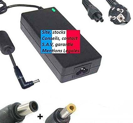%2F-Cargador de ordenador portátil para DELL AA E-force ® 22850-