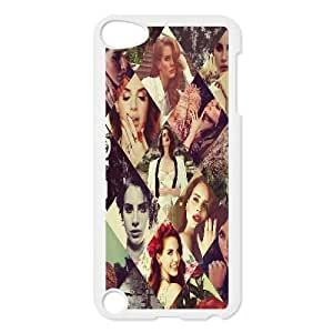 ZK-SXH - Lana Del Rey Brand New Durable Cover Case Cover for iPod Touch 5,Lana Del Rey Cheap Phone Case