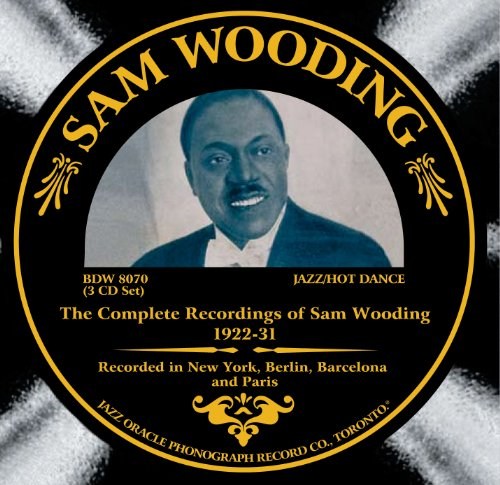 1922 Music Book (The Complete Recordings Of Sam Wooding 1922-31)