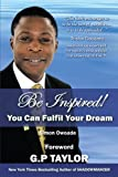 Be Inspired, Simon Owoade, 1449066461