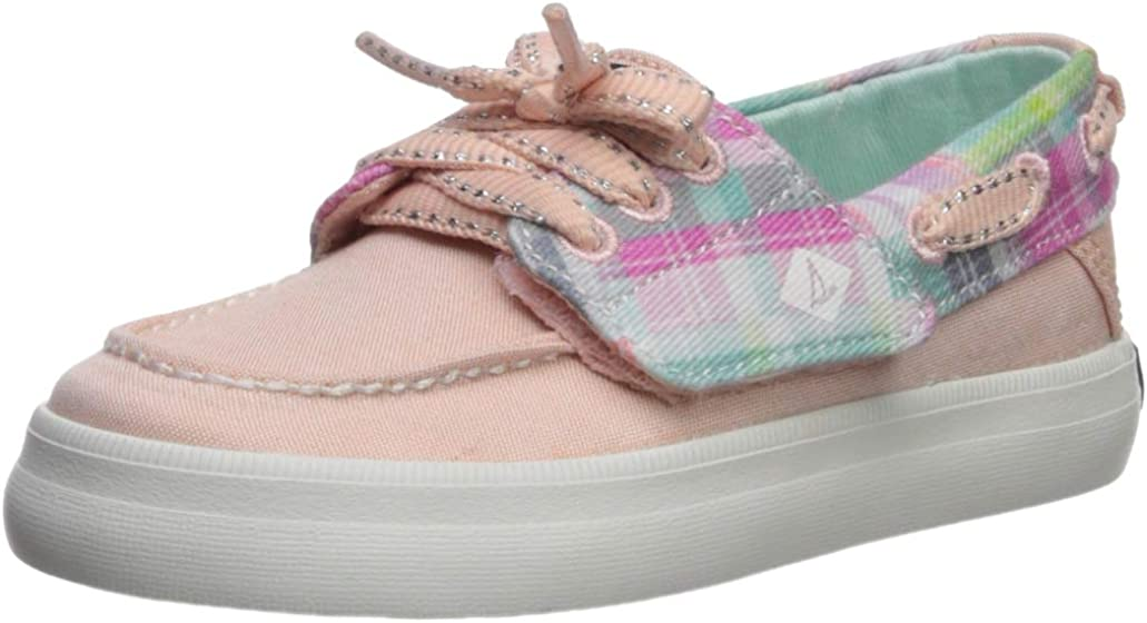 SPERRY Kids' Crest Resort Jr Boat Shoe