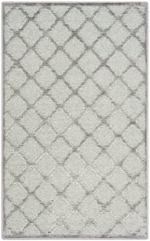 Safavieh Paradise Collection PAR350-2710 Grey and Spruce Viscose Area Rug 8 x 11 2
