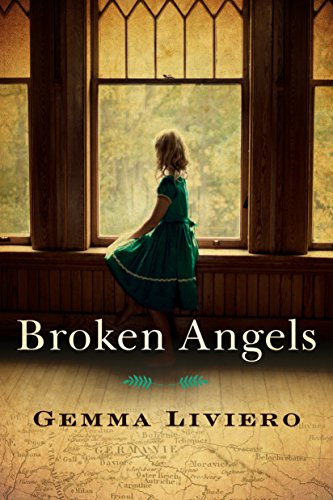 Broken Angels Gemma Liviero ebook product image