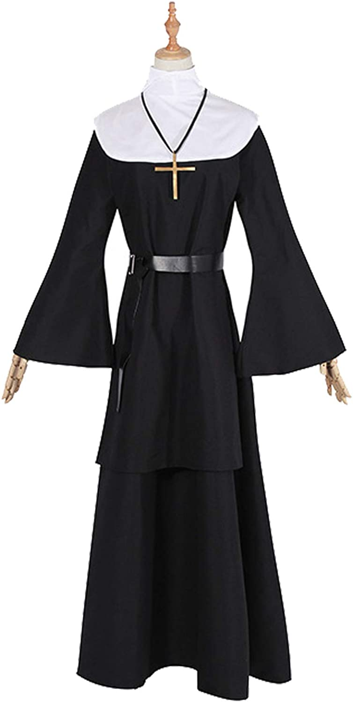 Disfraz de Pastor Negro para mujer, disfraz de Jesucristo Pastor ...