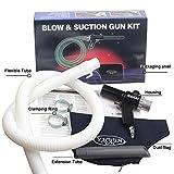 SAKAI Pneumatic Vacuum Cleaner Kit Dual Function