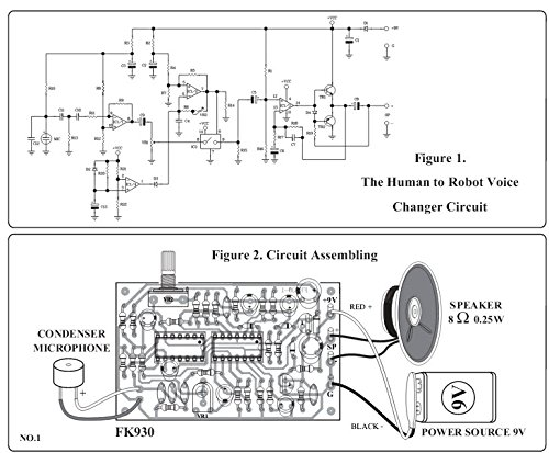 circuit robot voice wiring diagram services u2022 rh openairpublishing com