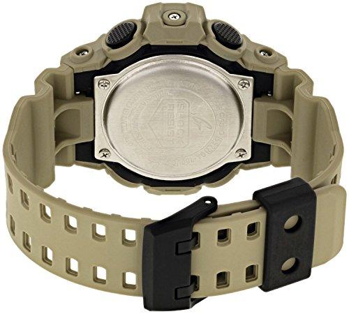 Casio G-SHOCK Homme Analogique-Digital Quartz Montre avec Bracelet en Plastique 2