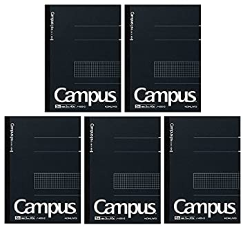 Kokuyo Campus Pre Dotted Notebook Semi B5 5mm Grid Ruled