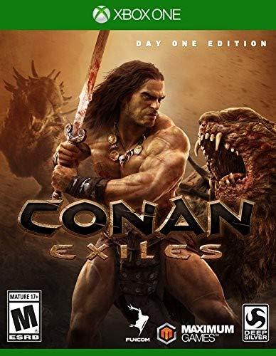 - Conan Exiles Day One Edition