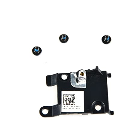Eathtek Replacement SSD Frame Caddy with screws for Dell Latitude E5470  E5570 Precision 3510 M 2 series, Compatible part number X3YR8 0X3YR8