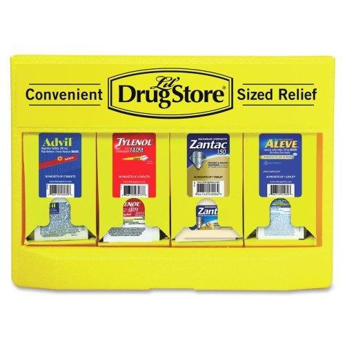 Refill Tylenol Extra Caplets (Set of 30)