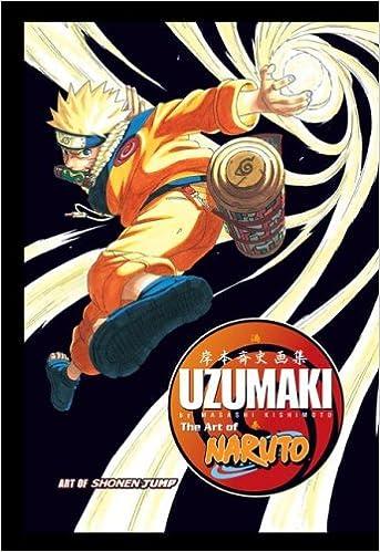 Amazon com: The Art of Naruto: Uzumaki (9781421514079): Masashi