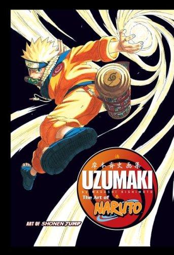 (The Art of Naruto: Uzumaki)