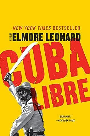 book cover of Cuba Libre