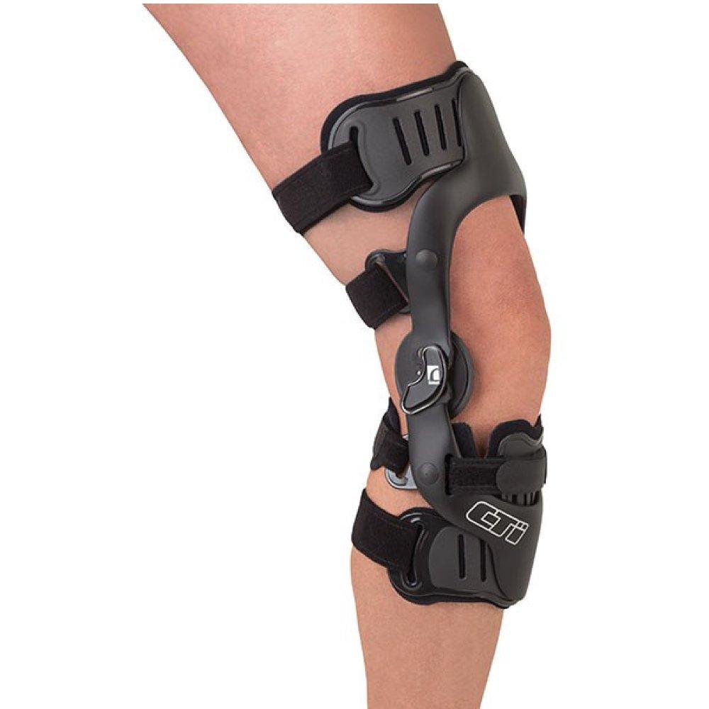 Ossur CTI OTS Ligament Knee Brace-M-Left-Standard Non-PCL