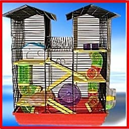 Beckingham Hamster Cage Palace Extra Large
