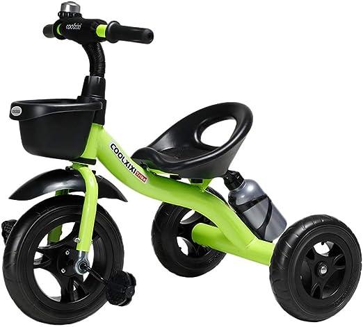 Triciclos Trike Infantil para Niños Pequeños Cochecito para Niños ...