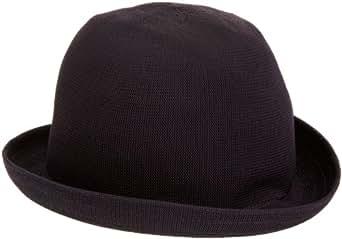 Kangol Men's Tropic Player Fedoras & Trilby Hats, Black, S