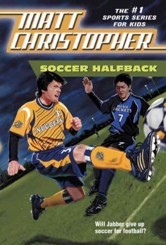((SOCCER HALFBACK ) BY Christopher, Matt (Author) Paperback Published on (10 , 1985))