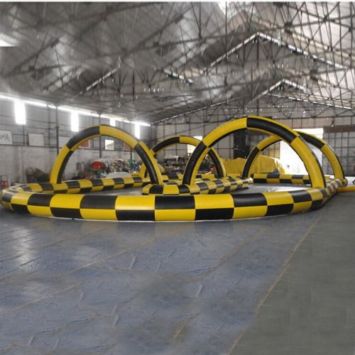 Inflatable Zorb Ball Race Track for Adults Cheap Zorbing Ramp for Sale 66.6