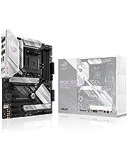 Asus Rog Strıx B550-A Gaming AMD B550 Am4 DDR4 4600 DP Hdmı Çift M2 Usb3.2 ARgb 2.5Gbit Lan ATX Pcıe 4.0 128GB'a kadar ram desteği, AI Ses Engelleyici Mic. desteği