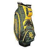 Team Golf NCAA Baylor Bears Victory Golf Cart Bag, 10-way Top with Integrated Dual Handle & External Putter Well, Cooler Pocket, Padded Strap, Umbrella Holder & Removable Rain Hood