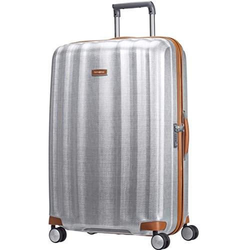 Samsonite Black Label Lite Cube DLX 31' Hardside Spinner (One Size, Aluminium)