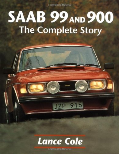 Saab 99 and 900: The Complete Story, used for sale  Delivered anywhere in USA