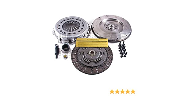 Amazon.com: LUK CLUTCH+ SOLID FLYWHEEL CONVERSION KIT 94-97 FORD F250 F350 7.3L TURBO DIESEL: Automotive
