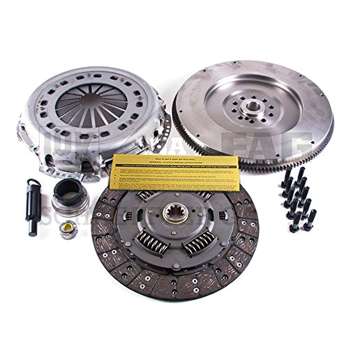 LUK CLUTCH+ SOLID FLYWHEEL CONVERSION KIT 94-97 FOR FORD F250 F350 7.3L TURBO DIESEL