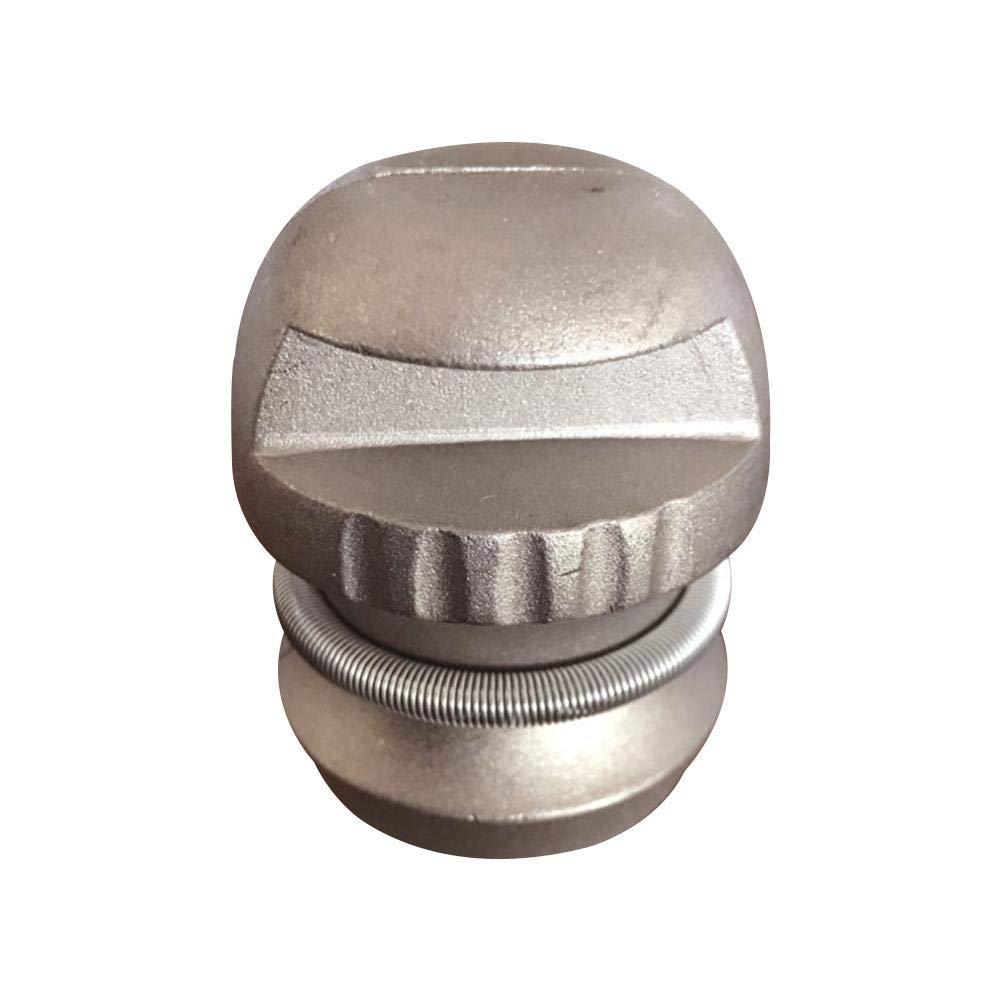2 Chiavi 5 cm Gancio di Traino Youngsown Serratura di Sicurezza antifurto per rimorchio