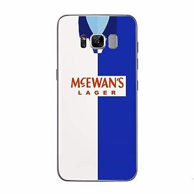 the best attitude dfafc 536b2 Ultra Retro Football Cases Blackburn Rovers FC Style Retro Shirt Kit  Samsung S7 Phone Case Cover