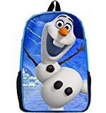 Happy Snowman Olaf FROZEN Popular School Bag XL