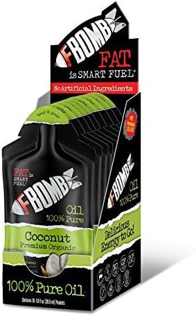 FBOMB Coconut Oil Premium 10 Count product image