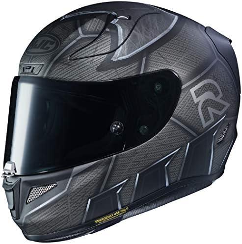 HJC ヘルメット RPHA-11 Pro 2019年 モデル DC Batman MC-5SF/M [並行輸入品]