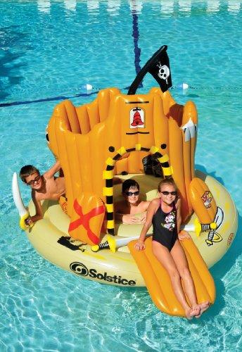 Swimline Pirate Island Pool Float by Swimline (Image #4)