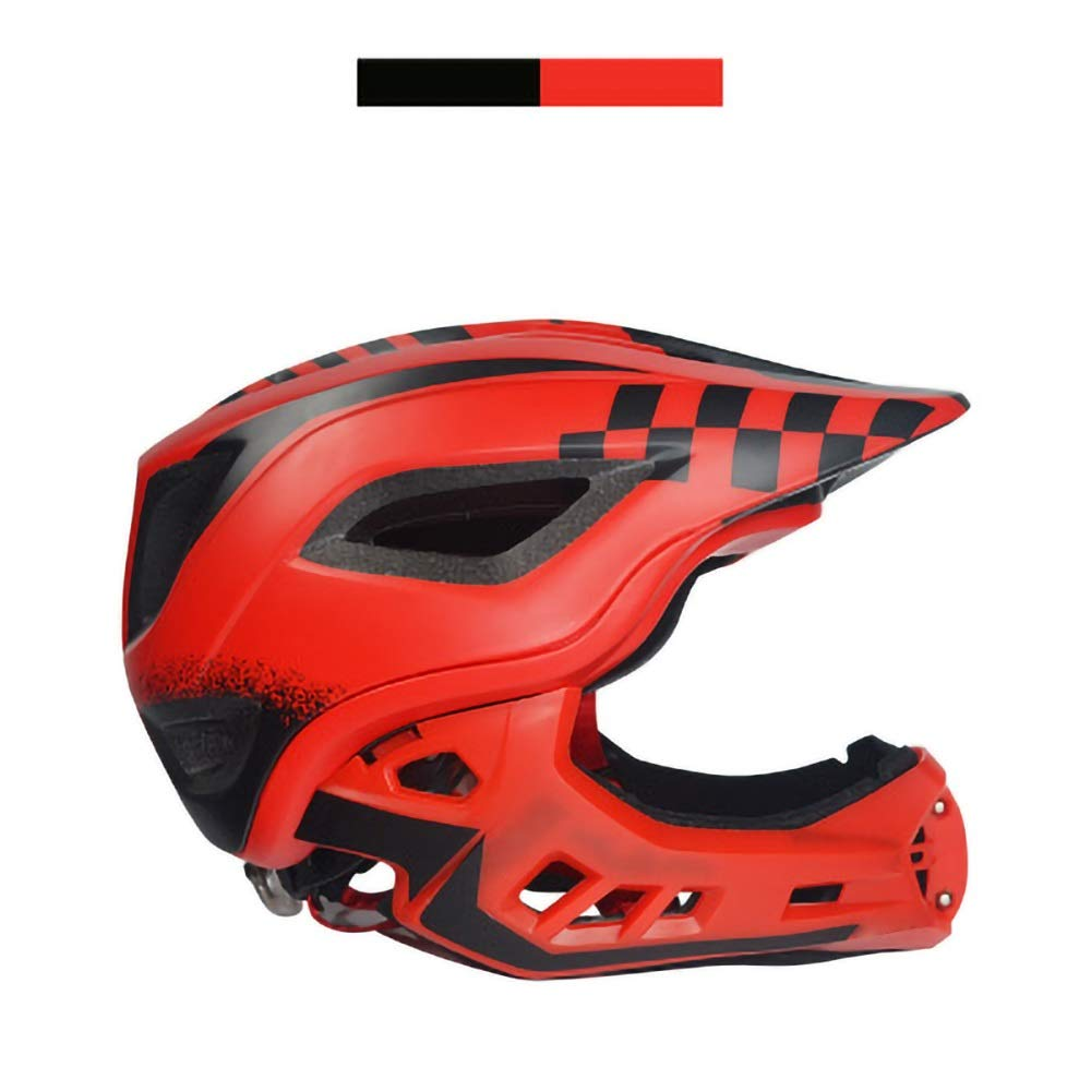 Bikyle Kids Helmet Sport Protective Gear for Cycling Skating Skiing Adjustable for Children 5 to 10 Years Old(50-58cm) (Color : Parttern-06)