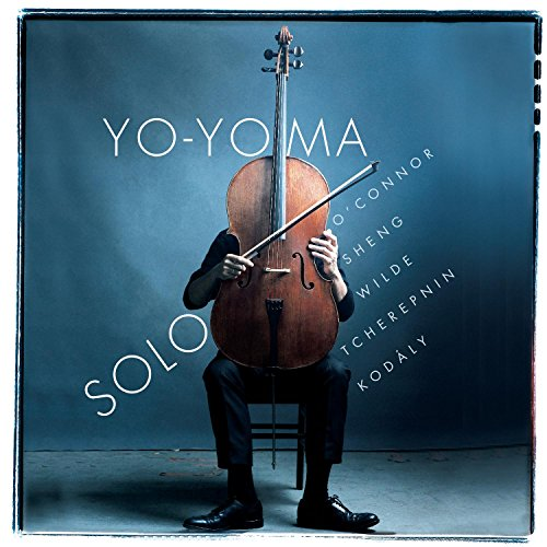 Cover of Yo-Yo Ma: Solo