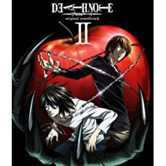 DEATH NOTE Original Soundtrack II- 平野義久