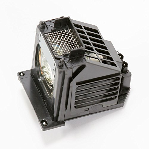 Mitsubishi 915P061010 Replacement Lamp w/Housing 6,000 Hour Life & 1 Year Warranty (Mitsubishi Wd 57733 Lamp compare prices)
