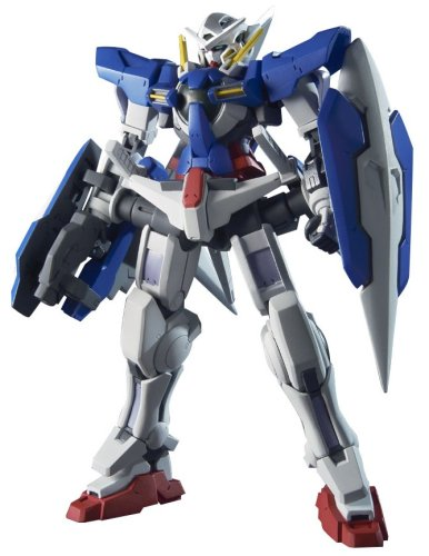 MS in Action - Exia Gundam Figure