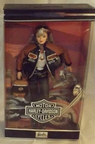 Barbie Collector Edition: Harley Davidson Motorcycles Barbie Doll