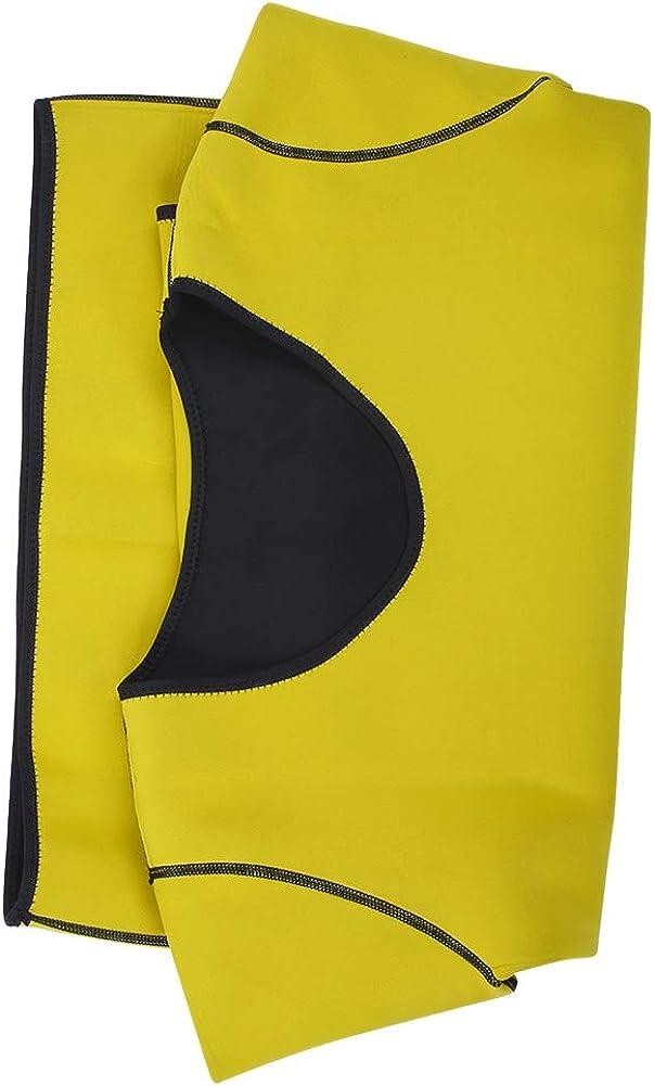 Qkiss Shapewear pour Femmes Formateur de Taille Fitness Muscle Abdominale Manches Abdominales Perte de Poids Shapewear pour Entra/îNement Sportif Corps Minceur Chaud Shaper
