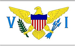 product image for U.S. Virgin Islands Flag 2ft x 3ft Nylon
