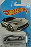2011 Hot Wheels Boulevard PLYMOUTH DUSTER THRUSTER (black, red, white) Legends series 1:64 scale (2.75 inch) die cast car w/Real Rider rubber tires